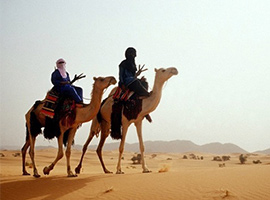 Tuareg of the Sahara Desert