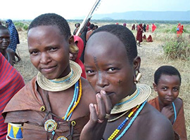 Datooga of Tanzania