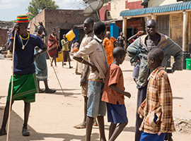 Karimojong of Uganda
