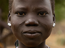 Laarim of South Sudan