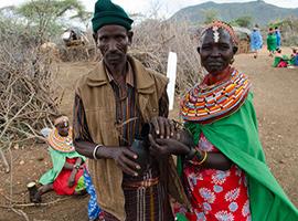 Samburu of Kenya