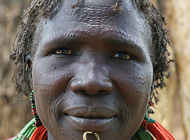 Toposa of South Sudan
