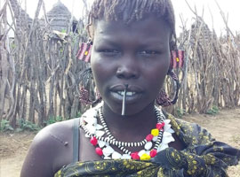 Jiye of South Sudan